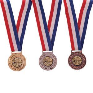 Value Medal & Ribbon