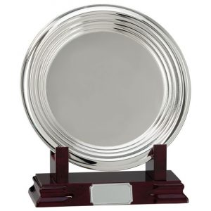 Inverurie Nickel Plated Salver Series 100mm – 205mm
