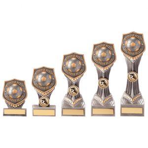 Falcon Football Runner Up Award