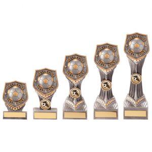 Falcon Football Well Done Award