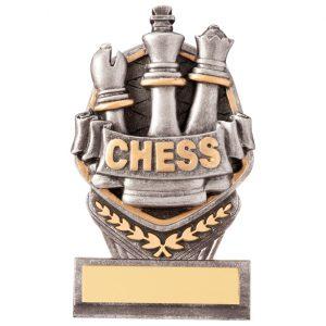 Falcon Chess Award – 105mm