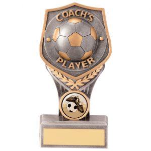 Falcon Football Coach's Player Award – 150mm