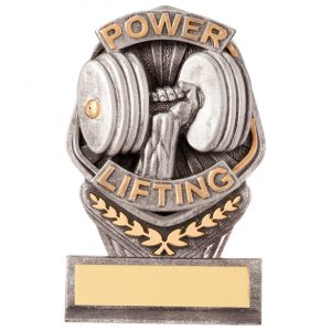 Falcon Power Lifting Award – 105mm