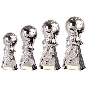 Trailblazer Football Heavyweight Award Silver