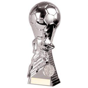 Trailblazer Football Heavyweight Award Silver – 190mm