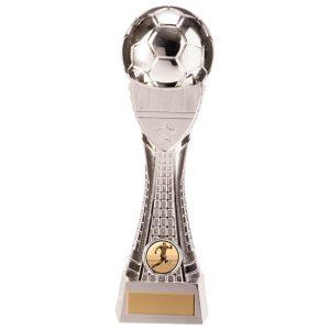 Valiant Football Heavyweight Award Silver – 245mm