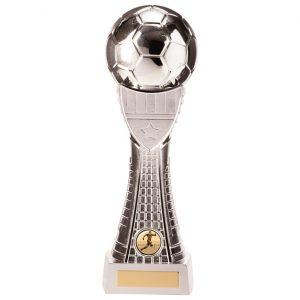 Valiant Football Heavyweight Award Silver – 290mm