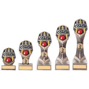Falcon Cricket Thank You Award