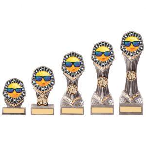 Falcon Emoji Cool Award