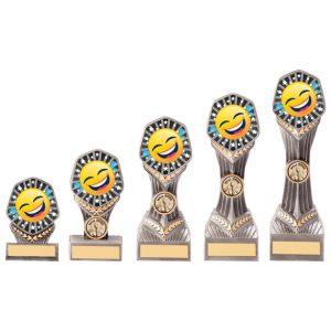 Falcon Emoji Crying Laughing Award