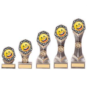 Falcon Emoji Laughing Award