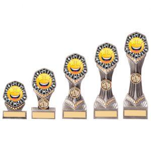 Falcon Emoji Star Struck Award