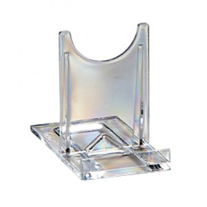 Vision Plastic Salver Stand 70mm