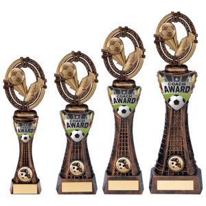 Maverick Football Coach Award 230mm