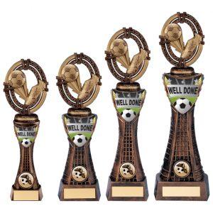 Maverick Football Well Done Award