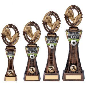 Maverick Football Manager Player Award