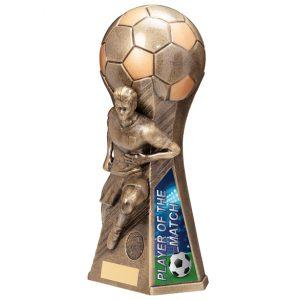 Trailblazer Male Player of Match Award Classic Gold – 265mm