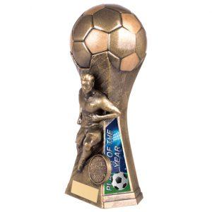 Trailblazer Male Player of Year Award Classic Gold – 190mm