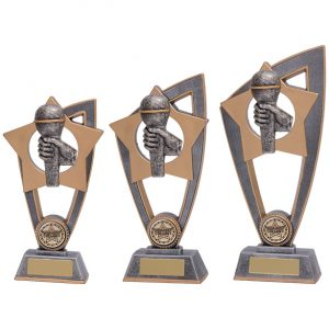 Star Blast Music Microphone Award