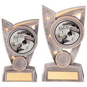 Triumph Poker Award