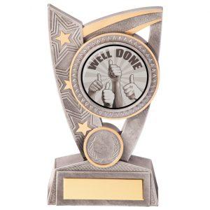 Triumph Well Done Award – 150mm