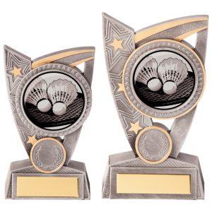 Triumph Badminton Award