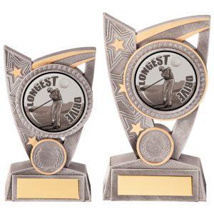 Triumph Golf Longest Drive Award