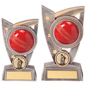 Triumph 3D Cricket Award