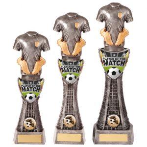 Valiant Football Player of Match Award