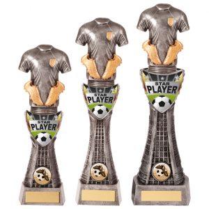 Valiant Football Star Player Award