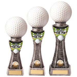 Valiant Golf Nearest Pin Award
