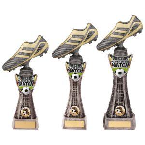 Striker Football Player of Match Award
