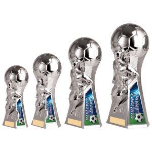 Trailblazer Male Manager Award Silver