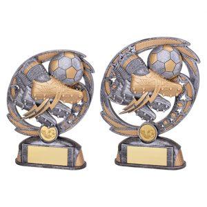 Sonic Boom Football and Boot Award