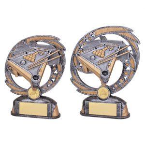 Sonic Boom Snooker Award