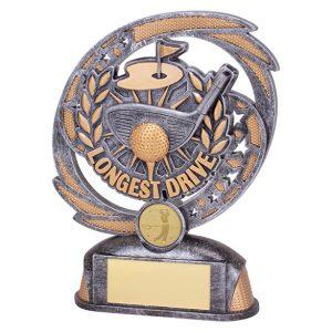 Sonic Boom Golf Longest Drive Award – 170mm