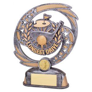 Sonic Boom Golf Longest Drive Award – 190mm