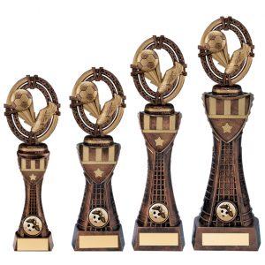Maverick Boot & Ball Heavyweight Award