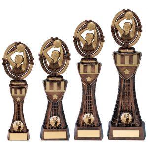 Maverick Netball Heavyweight Award