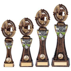 Maverick Rugby Best Tackler Award