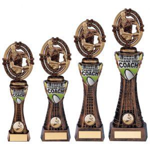 Maverick Rugby Thank You Award