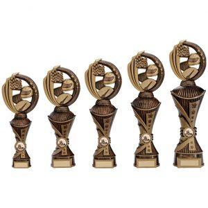 Renegade Motorsport Heavyweight Award Antique Bronze & Gold
