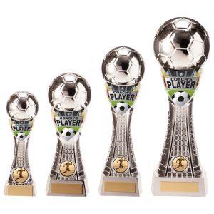 Valiant Football Coach's Player Award Silver