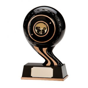 Strike Lawn Bowls Award 145mm