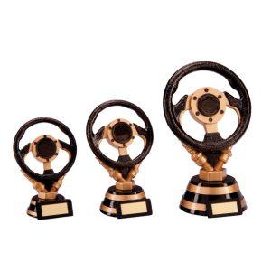 Apex Motorsport Steering Wheel Award