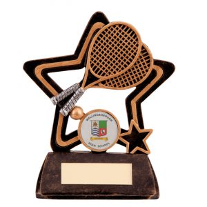 Little Star Tennis Award 105mm