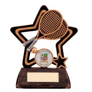 Little Star Tennis Award 105mm