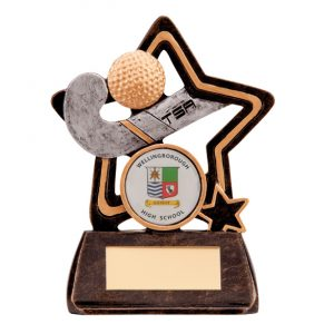 Little Star Hockey Award 105mm