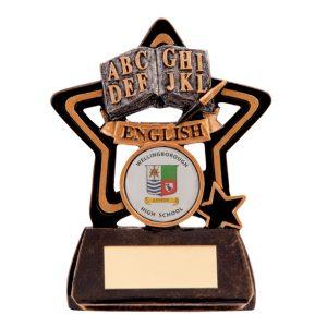 Little Star English Award 105mm