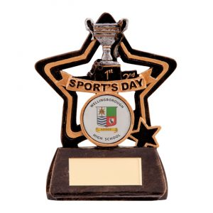 Little Star Sports Day Award 105mm
